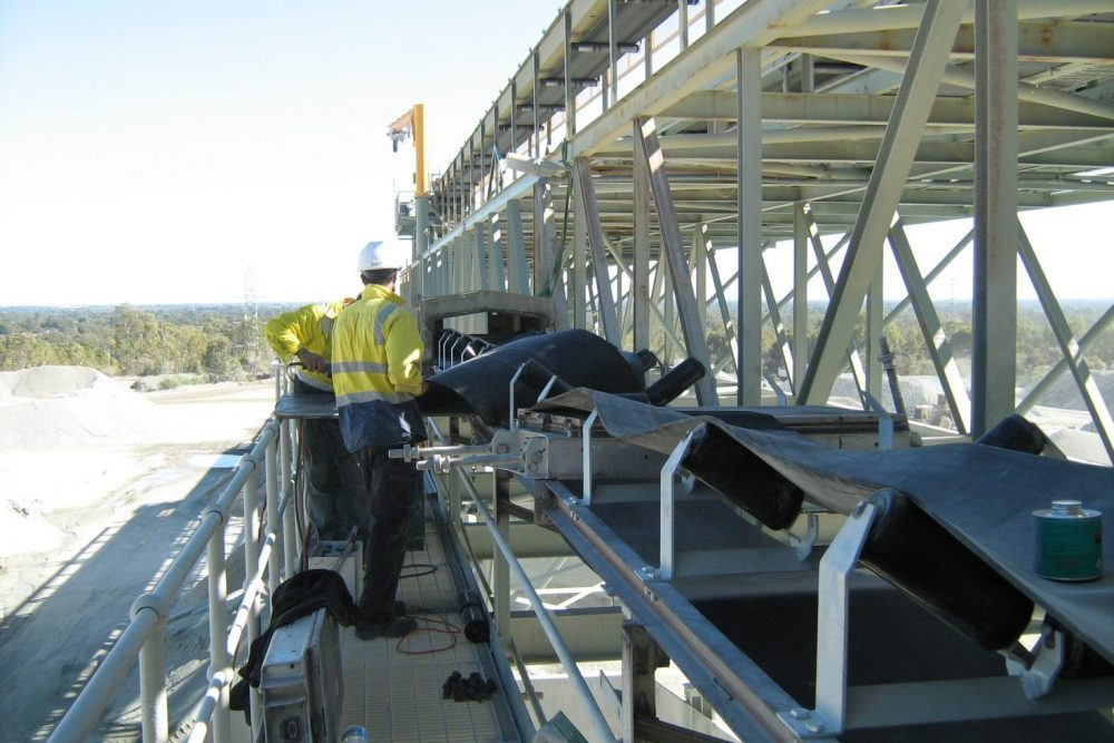 Conveyor Installation