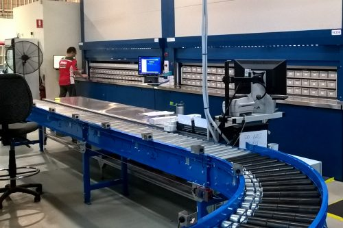 Custom Roller Conveyors