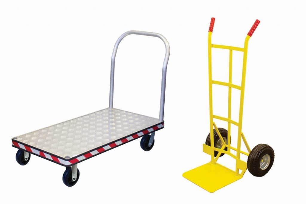Trolleys and Carts