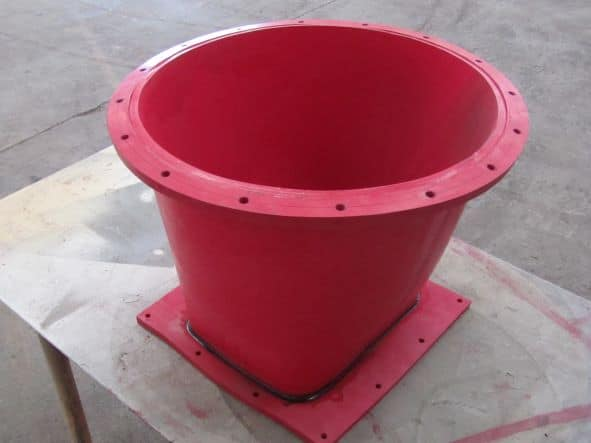 Fabrication of Rubber Components